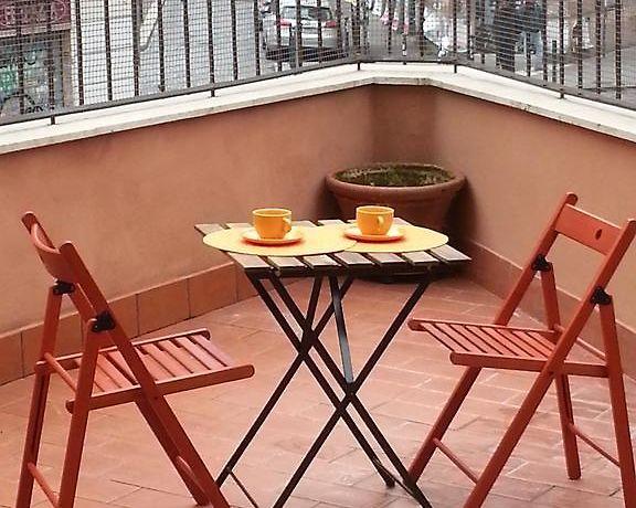 Hotel Il Cedro Terrazze Al Centro Di Roma Rome